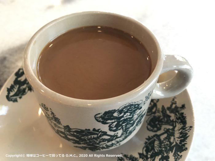 Malaysia local coffee