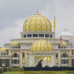 Palace of the King of Malaysia