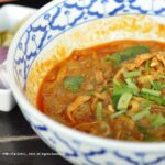Northern Thai curry noodle